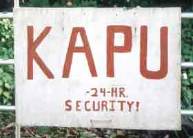 Kapu - 24hr Security